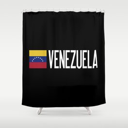 Venezuela: Venezuelan Flag & Venezuela Shower Curtain