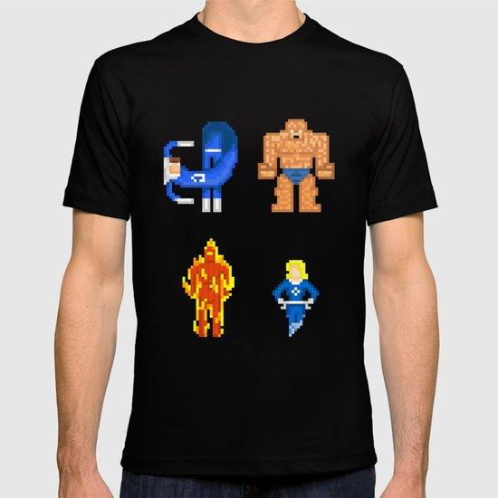 PixelWorld vol. 1 | #11, #13, #36 #50 T-shirt