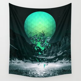 Fall To Pieces Wall Tapestry