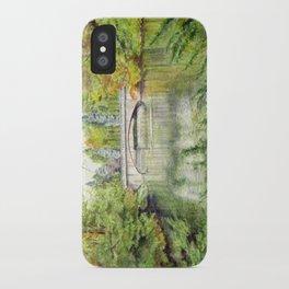 Racine, Fall'13 iPhone Case