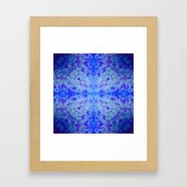 jewelled cross 3 Framed Art Print