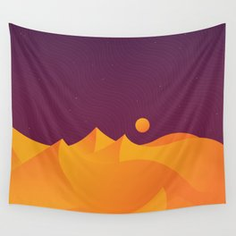 Dunes Wall Tapestry