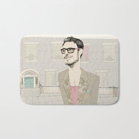 I´m hipster  Bath Mat