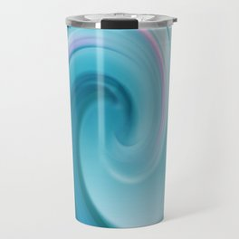 Blue wave 209 Travel Mug
