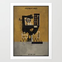 015_ARCREATURES-01-01 Art Print