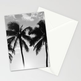 Hawaiian Palms II Stationery Cards