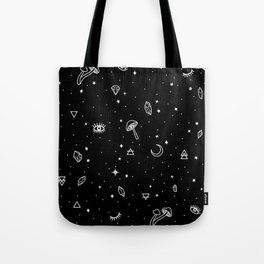 mystic realm iii Tote Bag