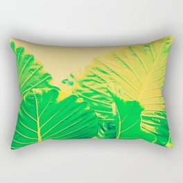 Memory of summer Rectangular Pillow