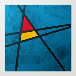 Teepee of The Me Canvas Print
