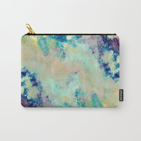 Paint & Thoughts Carry-All Pouch