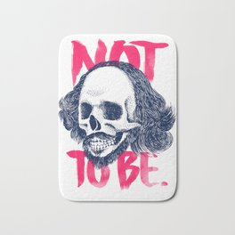 There's no more question. Bath Mat