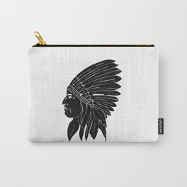 Indian Chief / Black Edition Carry-All Pouch