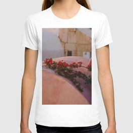 Flowers on Fire T-shirt
