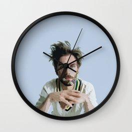 Dan Stevens 4 Wall Clock