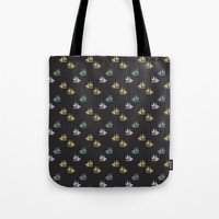 ships Tote Bags featuring Clipper ships by Akwaflorell