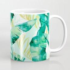 Banana leaf Mug
