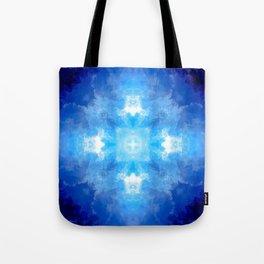 Azure Escape Tote Bag