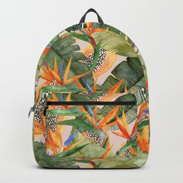 Birds of Paradise Backpack