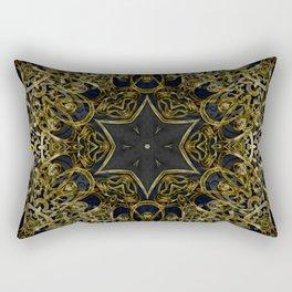 Lion's mane Rectangular Pillow