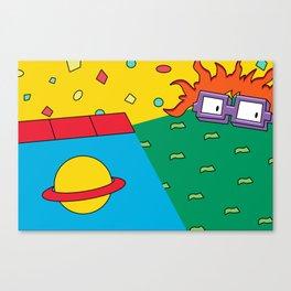 RUGRAT Canvas Print