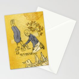 Modesto! Hiccup Stationery Cards