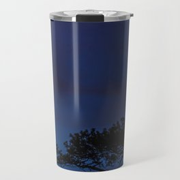 The Moon and the Morning Star Travel Mug