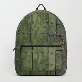 Green Door Backpack