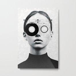 Contemporary past Metal Print
