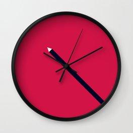 Mars Flights Wall Clock