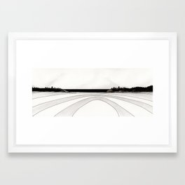 Artificial Landscape N. 3 Framed Art Print