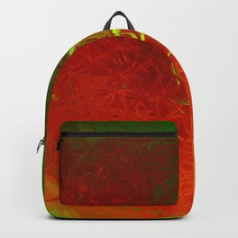 colours of spring Backpack