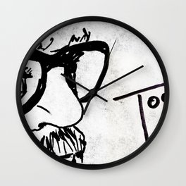 Toots  Wall Clock