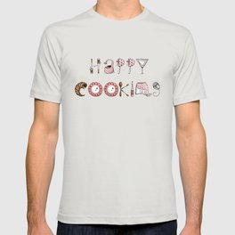 Happy Cooking T-shirt