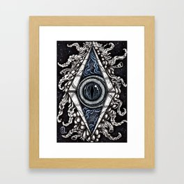 Azathoth Framed Art Print