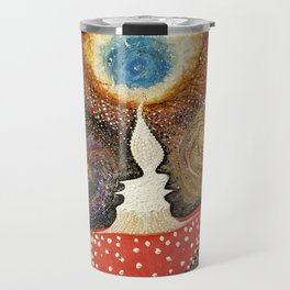 A Cosmic Perspective Travel Mug