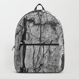 Grayscale Granite Backpack