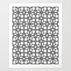 5050 No.7 Art Print