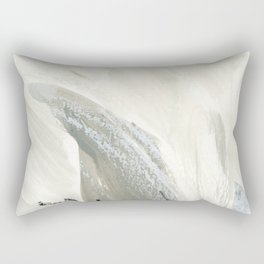 One Step Forward Rectangular Pillow