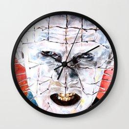 Pinhead  Wall Clock