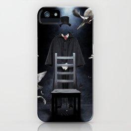 The great illusionist iPhone Case
