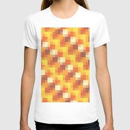 Sunset Pixels T-shirt