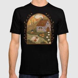 Autumn Bookshop T-shirt