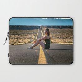 Adventure through the desert Laptop Sleeve