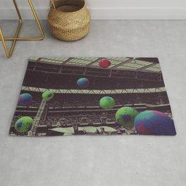Coldplay at Wembley Rug