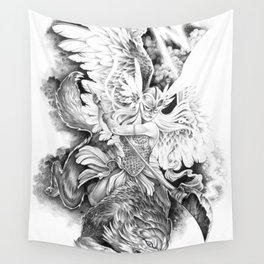 Valkyrie Wall Tapestry