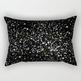 Stars 1 Rectangular Pillow