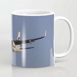Finnair Airbus A321 Coffee Mug
