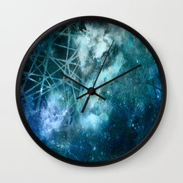 ε Aquarii Wall Clock
