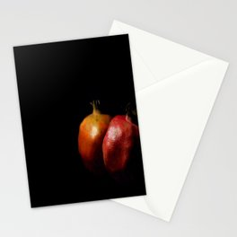 Autumn Pomegranate Stationery Cards