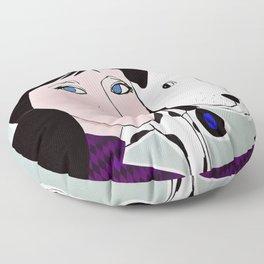 Petra & Pooch Selfie Floor Pillow
